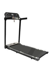TA Sport Slatted Exercise Treadmill, Black