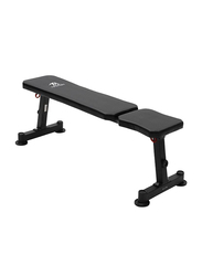 TA Sport Sit-Up Bench, SUB2018A, 132x11x37.5cm, Black