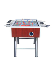 AC Football Table Game, Brown/Silver