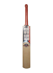Sareen Sports KP Power English Willow Cricket Bat, No.5 Size, Multicolour