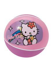 Joerex Hello Kitty Printed Basketball, Pink/Purple