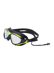 TA Sport Swimming Goggles, 45060231, Black/Yellow/Clear