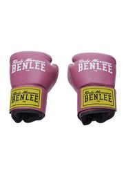 Benlee Rodney 8-oz Combat Sports Boxing Gloves, Pink