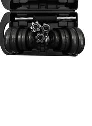 TA Sport JYP20 Dumbbell Set, 20KG, Black