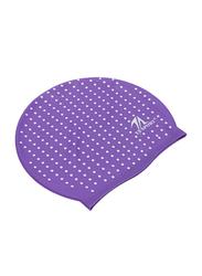 TA Sport Swimming Cap, Purple