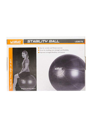 LiveUp Stability Ball with Pump, Grey