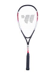 Wish Squash Tennis Racquet, Black/Red/White