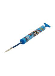 Joerex 12 inch Mickey Magic Plastic Hand Pump, AC160, Blue