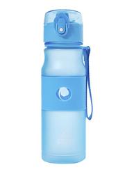 Peak Auto Filter Water Bottle, 470ml, Blue