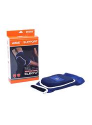 LiveUp Elbow Support, L/XL, Blue