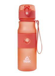 Peak Auto Filter Water Bottle, 470ml, Orange