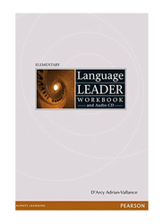 Language Leader Workbook Elementary, Paperback Book, By: D'Arcy Adrian-Vallance