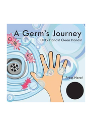 A Germ's Journey Hardcover Book, By: Katie Laird, Sarah Younie