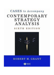 """Cases to Accompany """"Contemporary Strategy Analysis"""", Paperback Book, By: Robert M. Grant"""