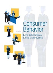 Consumer Behavior 9th Edition, Hardcover Book, By: Leon G.Schiffman and Leslie lazar Kanuk