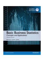 Basic Business Statistics 13th Edition, Paperback Book, By: Mark L. Berenson, David Levine, Kathryn A. Szabat and Timothy C. Krehbiel
