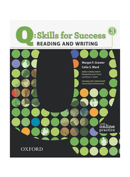 Q Skills for Success: Reading and Writing - Level 3, Audio Book, By: Margot F. Gramer and Colin S. Ward
