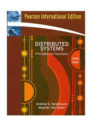 Distributed Systems: Principles and Paradigms, Paperback Book, By: Andrew S.