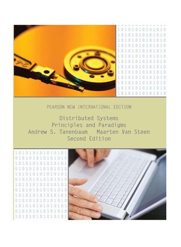 Distributed Systems, Paperback Book, By: Andrew S. Tanenbaum, Maarten Van Steen