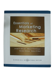 Essentials of Marketing Research, Paperback Book, By: Hair
