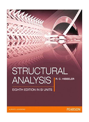 Structural Analysis 8th Edition, Paperback Book, By: Russell C. Hibbeler