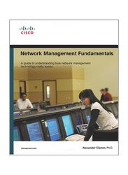 Network Management Fundamentals, Paperback Book, By: Alexander Clemm