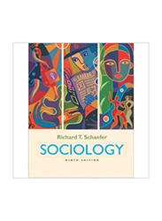 Sociology, Paperback Book, By: Schaefer
