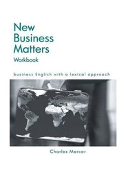 New Business Matters: Workbook, Paperback Book, By: Charles Mercer