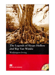 Macmillan Readers Legends of Sleepy Hollow and Rip Van Winkle The Elementary Pack, Paperback Book, By: Washington Irving, Anne Collins