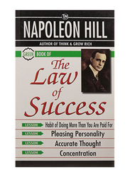Green Book of the Law of Success, Paperback Book, By: Napoleon Hill