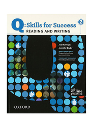 Q Skills for Success: Reading and Writing - Level 2, Audio Book, By: Joe McVeigh and Jennifer Bixby