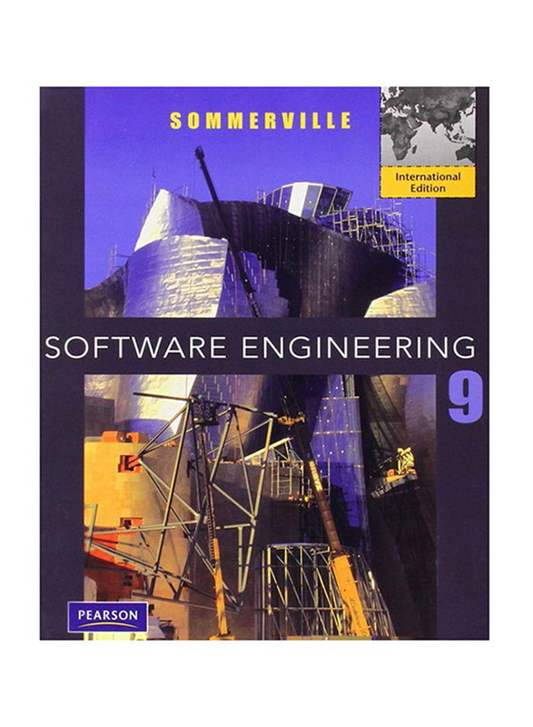 Software Enginnering: International 9th Edition, Paperback Book, By: Ian Sommerville