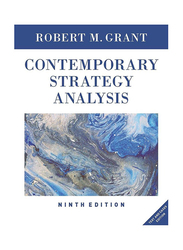 Contemporary Strategy Analysis, Paperback Book, By: Robert M. Grant