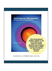 Contemporary Management 4th Edition, Paperback Book, By: Jennifer M. George and Gareth R. Jones