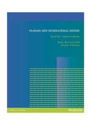 Quality Improvement, Pearson New International 9th Edition, Paperback Book, By: Dale H. Besterfield