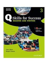 Q Skills for Success: Reading and Writing Level 3 Audio Book, Paperback Book, By: Colin S Ward and Margot F Gramer