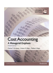 Cost Accounting 15th Edition, Paperback Book, By: Madhav V. Rajan, Srikant M. Datar and Charles T. Horngren