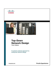 Top-Down Network Design 3rd Edition, Hardcover Book, By: Priscilla Oppenheimer