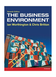 The Business Enviorment, Paperback Book, By: Chris Britton and Ian Worthington