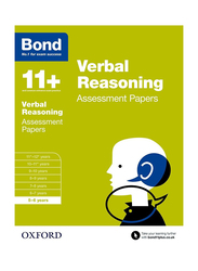 Verbal Reasoning Assessment Papers, Paperback Book, By: J. M. Bond and Bond