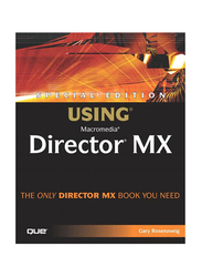 Using Macromedia Director MX Special Edition, Paperback Book, By: Gary Rosenzweig