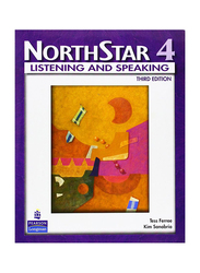 North Star 4 Listening and Speaking 3rd Edition, Paperback Book, By: Tess Ferree, Kim Sanabria
