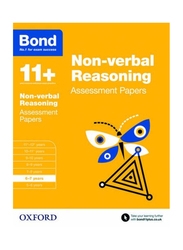 Bond 11+ Non-verbal Reasoning Assessment Papers, Paperback Book, By: Alison Primrose and Bond 11+