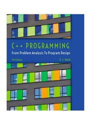 C++ Programming 7th Edition, Paperback Book, By: D.S. Malik