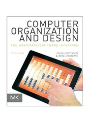 Computer Organization and Design 5th Edition, Paperback Book, By: David A. Patterson and John L. Hennessy