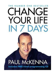 Change Your Life In Seven Days, Paperback Book, By: Paul McKenna