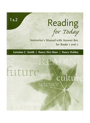 Reading for Today: Instructor's Manual with Answer Key For Books 1 & 2 (2nd Edition), Paperback Book, By: Lorraine C. Smith, Nancy Nici Mare and Nancy Hubley