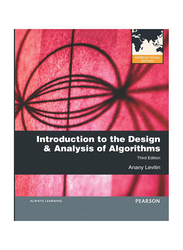 Introduction To The Design and Analysis of Algorithms, Paperback Book, By: Anany Levitin