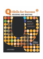 Q Skills for Success: Reading and Writing - Level 1 Audio Book, Paperback Book, By: Sarah Lynn