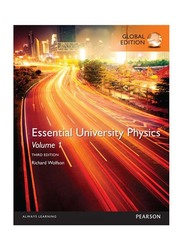 Essential University Physics Volume 1, Paperback Book, By: Richard Wolfson